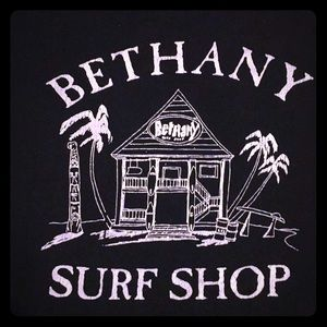 Bethany Surf Shop T-shirt - size XL